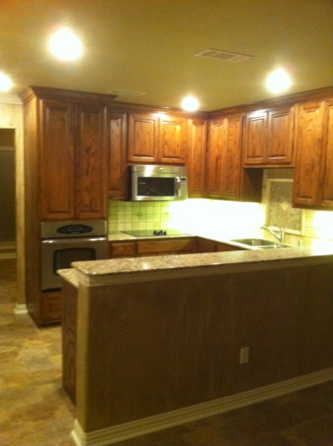 Kitchen Restored